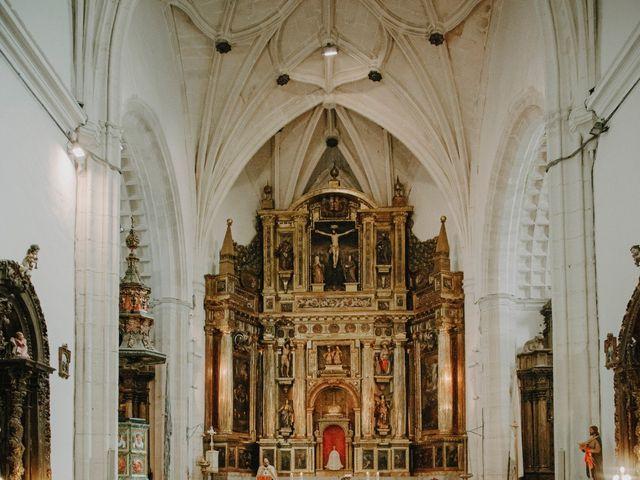 La boda de Mario y Esther en Otero De Herreros, Segovia 88