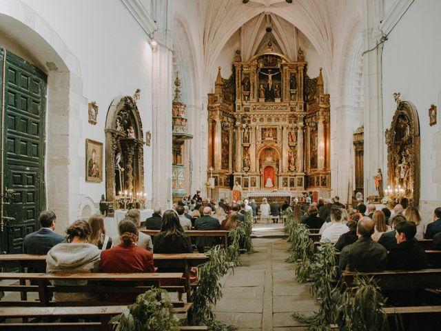 La boda de Mario y Esther en Otero De Herreros, Segovia 89