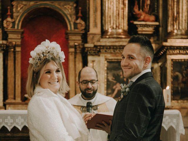 La boda de Mario y Esther en Otero De Herreros, Segovia 90