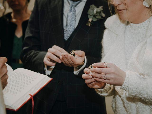 La boda de Mario y Esther en Otero De Herreros, Segovia 92