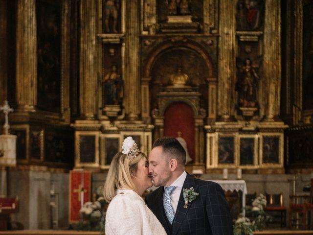 La boda de Mario y Esther en Otero De Herreros, Segovia 94