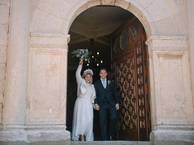 La boda de Mario y Esther en Otero De Herreros, Segovia 95