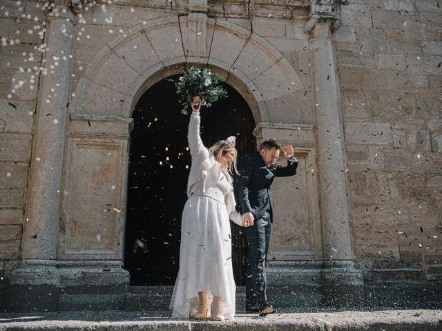 La boda de Mario y Esther en Otero De Herreros, Segovia 96