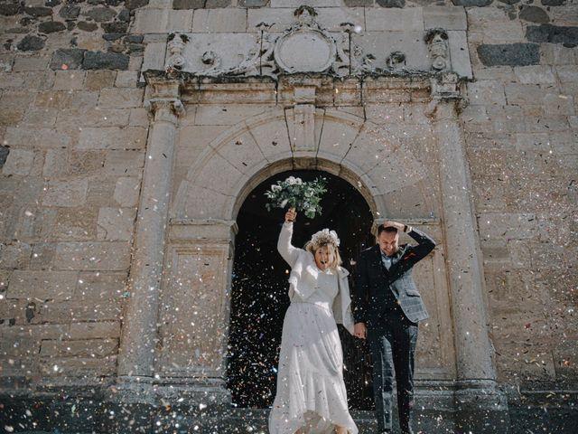 La boda de Mario y Esther en Otero De Herreros, Segovia 97