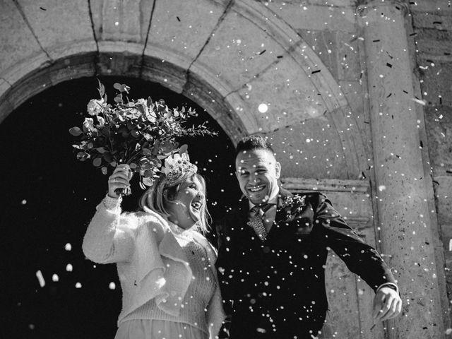 La boda de Mario y Esther en Otero De Herreros, Segovia 98