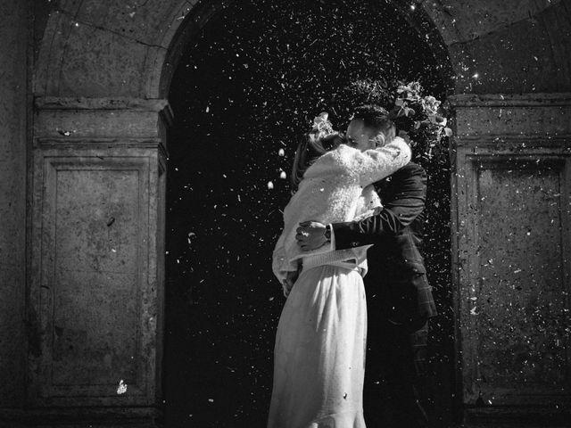 La boda de Mario y Esther en Otero De Herreros, Segovia 99