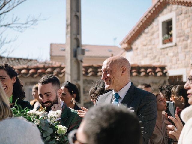 La boda de Mario y Esther en Otero De Herreros, Segovia 101