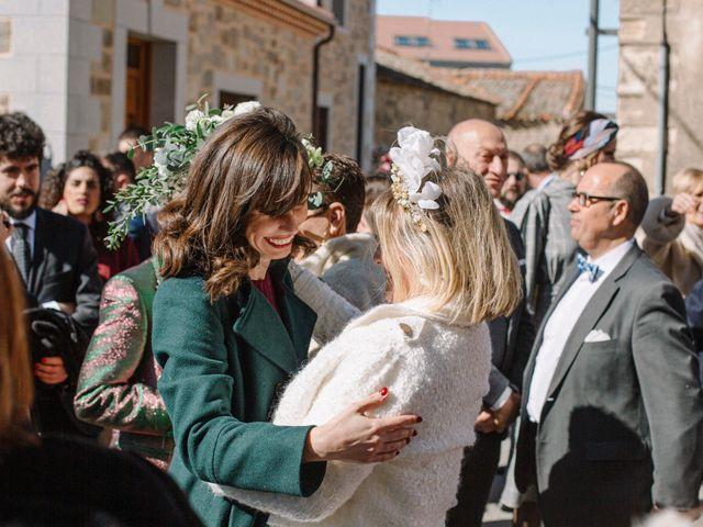 La boda de Mario y Esther en Otero De Herreros, Segovia 102