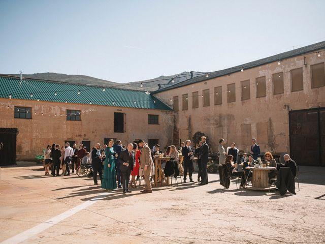 La boda de Mario y Esther en Otero De Herreros, Segovia 107