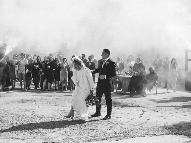 La boda de Mario y Esther en Otero De Herreros, Segovia 108