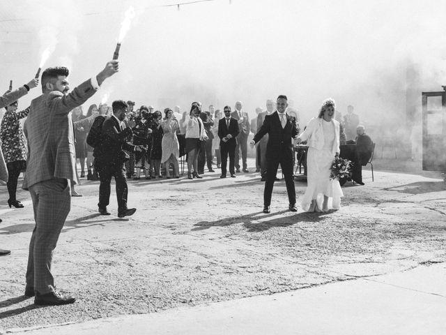 La boda de Mario y Esther en Otero De Herreros, Segovia 109