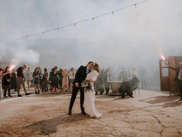 La boda de Mario y Esther en Otero De Herreros, Segovia 111