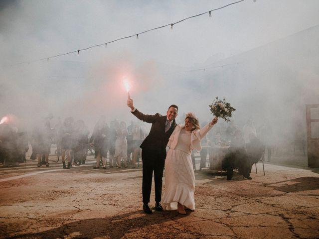 La boda de Mario y Esther en Otero De Herreros, Segovia 112