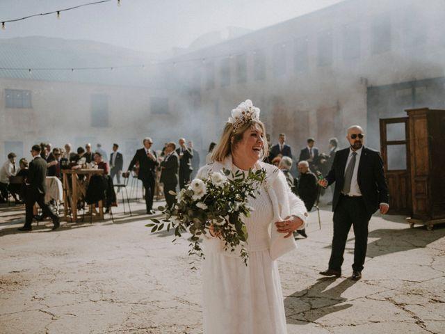 La boda de Mario y Esther en Otero De Herreros, Segovia 113