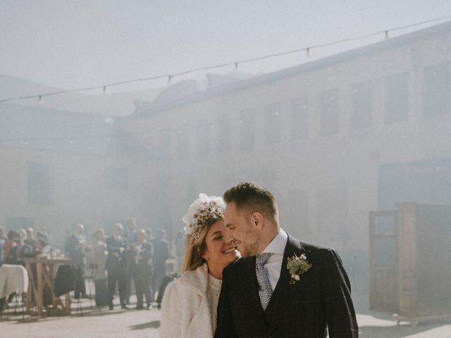 La boda de Mario y Esther en Otero De Herreros, Segovia 117
