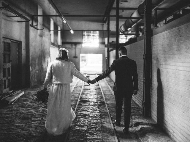 La boda de Mario y Esther en Otero De Herreros, Segovia 119