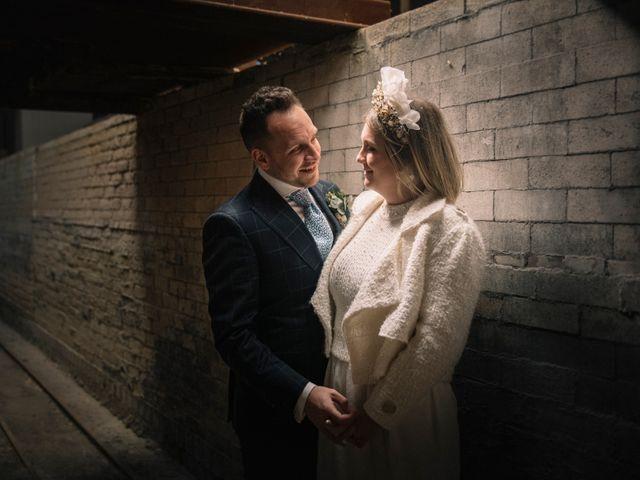 La boda de Mario y Esther en Otero De Herreros, Segovia 121