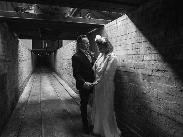 La boda de Mario y Esther en Otero De Herreros, Segovia 122