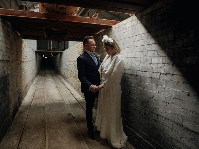 La boda de Mario y Esther en Otero De Herreros, Segovia 123