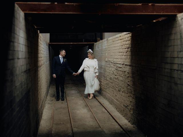 La boda de Mario y Esther en Otero De Herreros, Segovia 125