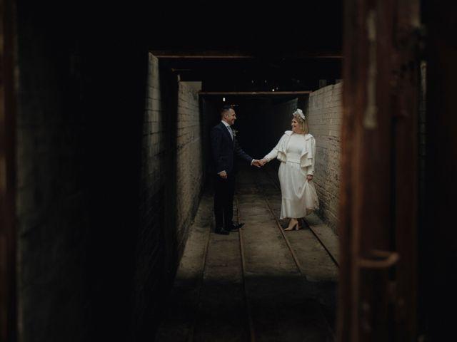 La boda de Mario y Esther en Otero De Herreros, Segovia 128
