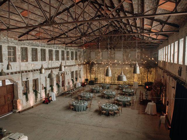 La boda de Mario y Esther en Otero De Herreros, Segovia 134