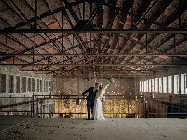 La boda de Mario y Esther en Otero De Herreros, Segovia 141