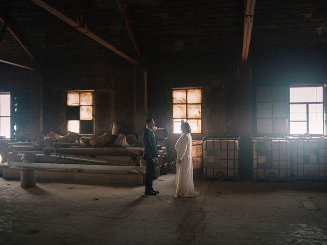 La boda de Mario y Esther en Otero De Herreros, Segovia 142