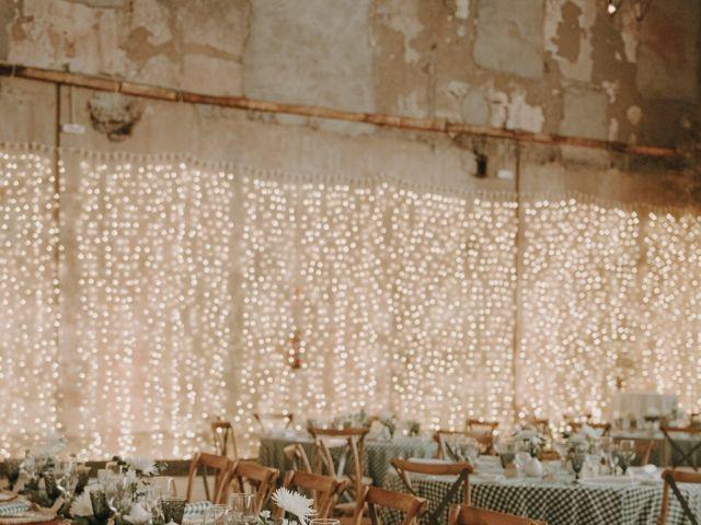 La boda de Mario y Esther en Otero De Herreros, Segovia 149