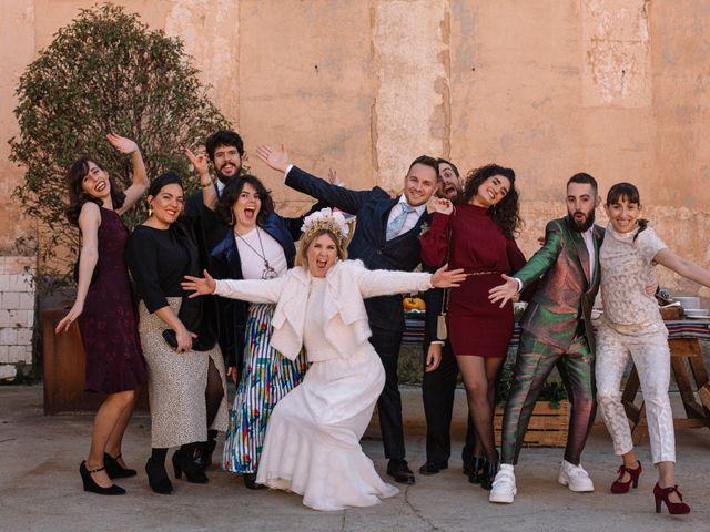La boda de Mario y Esther en Otero De Herreros, Segovia 154