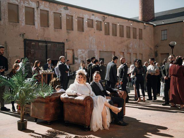 La boda de Mario y Esther en Otero De Herreros, Segovia 155
