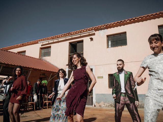 La boda de Mario y Esther en Otero De Herreros, Segovia 156