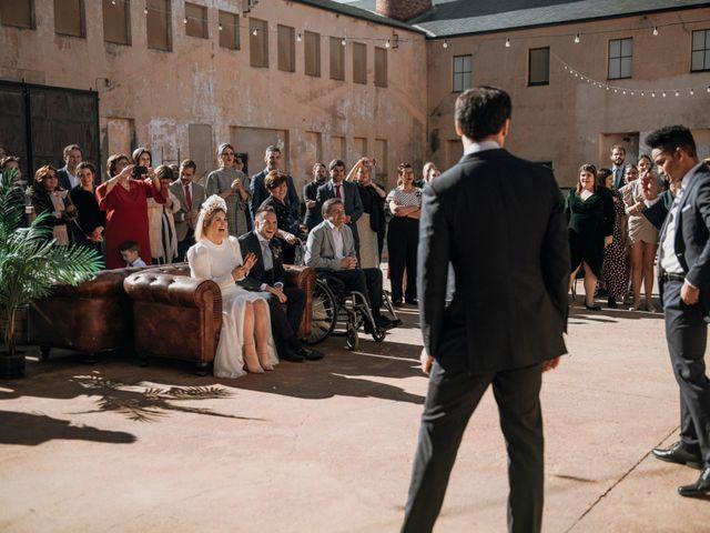 La boda de Mario y Esther en Otero De Herreros, Segovia 158