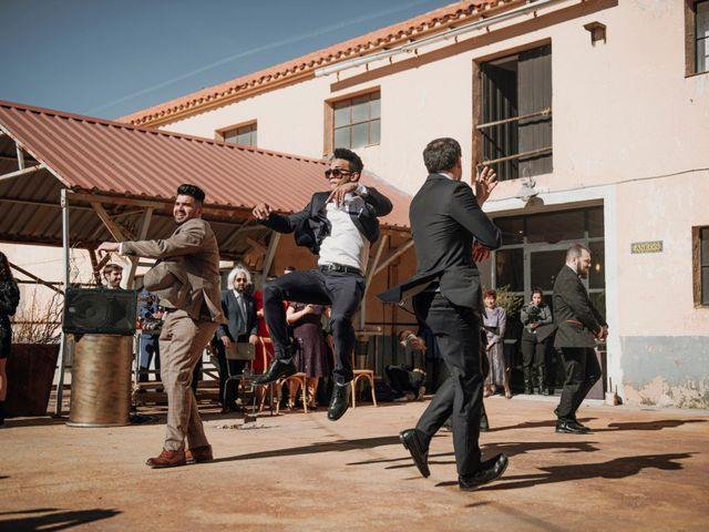 La boda de Mario y Esther en Otero De Herreros, Segovia 160