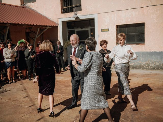 La boda de Mario y Esther en Otero De Herreros, Segovia 161
