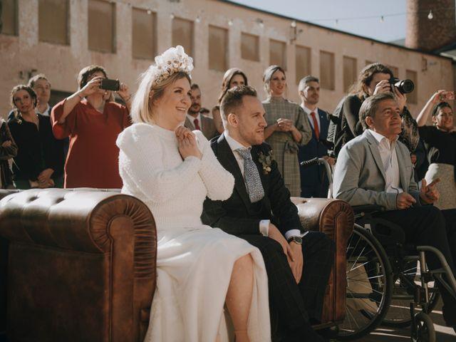 La boda de Mario y Esther en Otero De Herreros, Segovia 162
