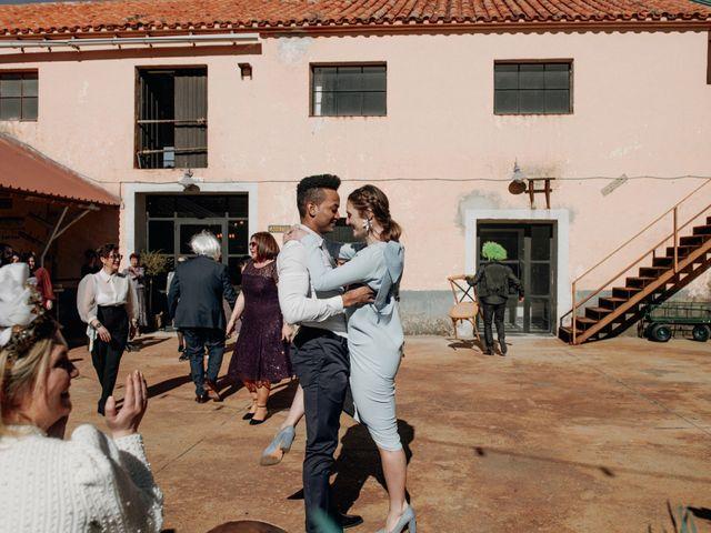 La boda de Mario y Esther en Otero De Herreros, Segovia 165