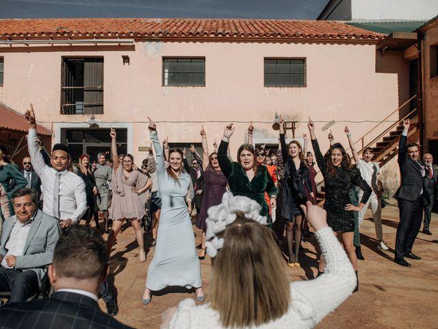 La boda de Mario y Esther en Otero De Herreros, Segovia 166