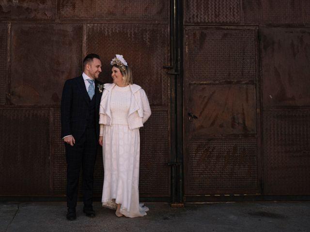 La boda de Mario y Esther en Otero De Herreros, Segovia 167