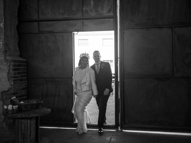 La boda de Mario y Esther en Otero De Herreros, Segovia 168