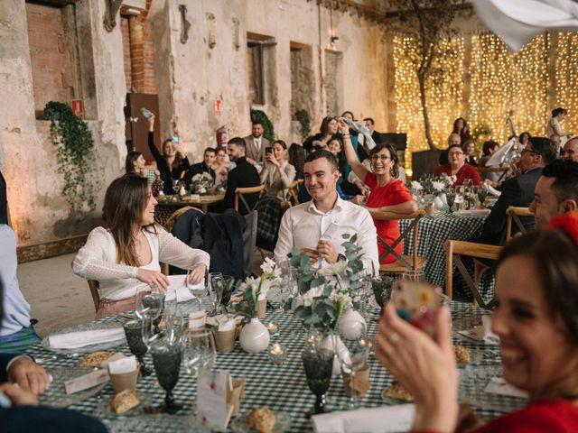 La boda de Mario y Esther en Otero De Herreros, Segovia 169