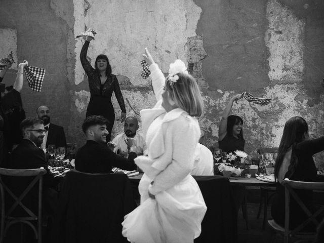 La boda de Mario y Esther en Otero De Herreros, Segovia 172
