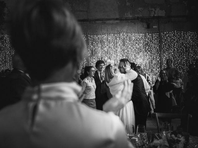 La boda de Mario y Esther en Otero De Herreros, Segovia 173