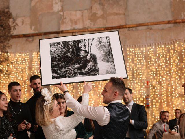 La boda de Mario y Esther en Otero De Herreros, Segovia 174
