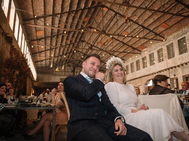 La boda de Mario y Esther en Otero De Herreros, Segovia 177