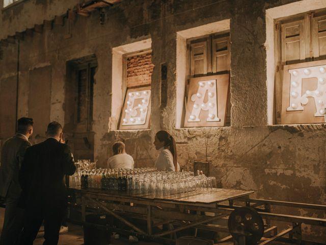 La boda de Mario y Esther en Otero De Herreros, Segovia 178