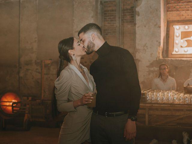 La boda de Mario y Esther en Otero De Herreros, Segovia 180