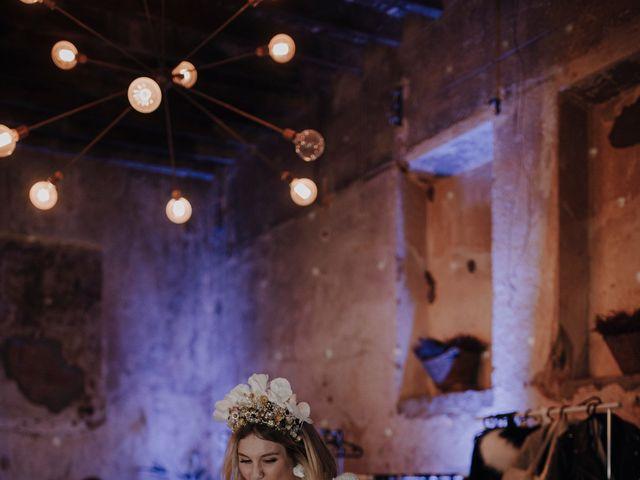 La boda de Mario y Esther en Otero De Herreros, Segovia 184