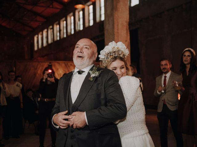 La boda de Mario y Esther en Otero De Herreros, Segovia 186
