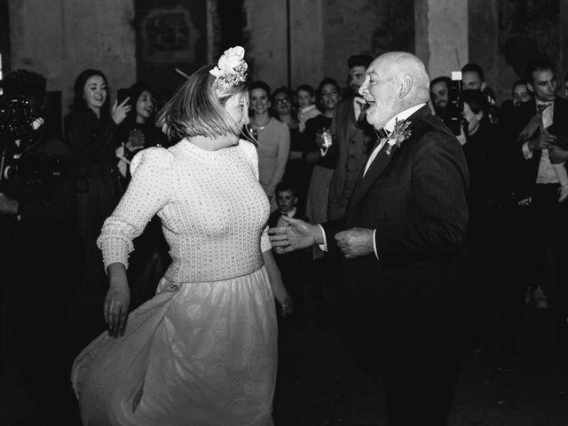 La boda de Mario y Esther en Otero De Herreros, Segovia 187